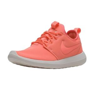Coral Pink Nike Roshe Two Sneaker
